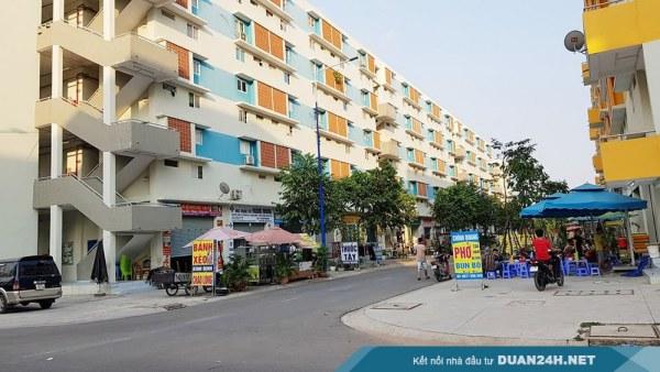 Tôi muốn mua căn hộ Chung cư Becamex Định Hòa, mua mới hoặc mua lại ?