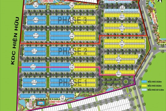 Giai đoạn 3 nhà phố Vườn Thiên Đàng (EcoLakes Mỹ Phước) bán giá bao nhiêu ?