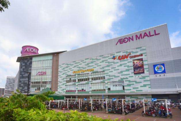 Trung tâm thương mại Aeon Mall Huế   Thông tin dự án