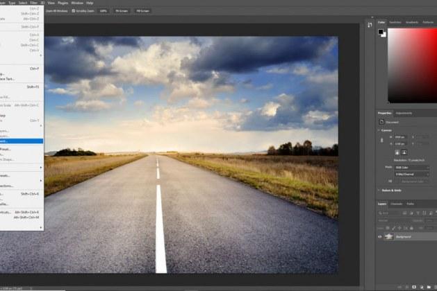 Thay đổi bầu trời trong hình ảnh chỉ với 1 click chuột bằng Photoshop