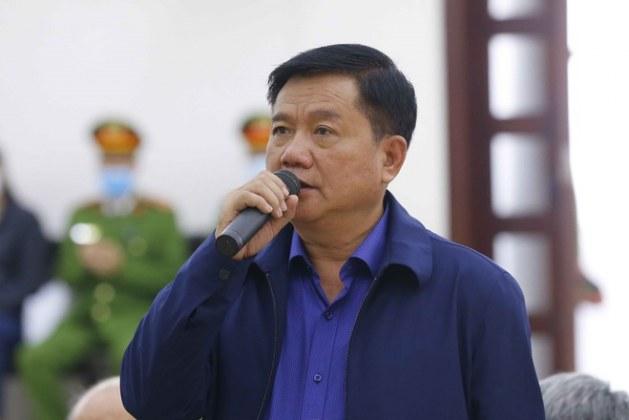 Vì sao ông Đinh La Thăng chỉ chấp hành 30 năm tù sau 4 vụ án ?