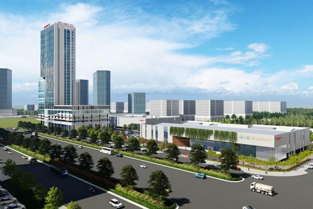 Becamex IDC đứng Top 1 xếp hạng Công ty BĐS công nghiệp uy tín năm 2021