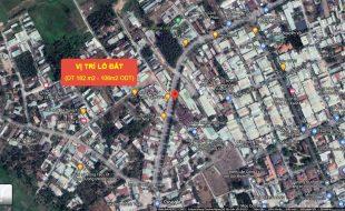 Xung quanh lô đất dân cư hiện hữu, vị trí thuận tiện kinh doanh