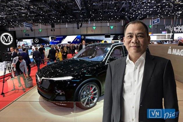 Ông Phạm Nhật Vượng sẽ giàu nhất Đông Nam Á nếu IPO thành công