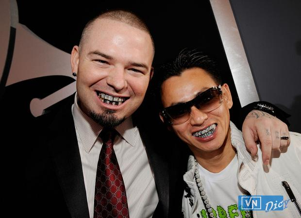 Cuộc gặp gỡ giữa Johnny Đặng và Rapper doanh nhân Wall Paul