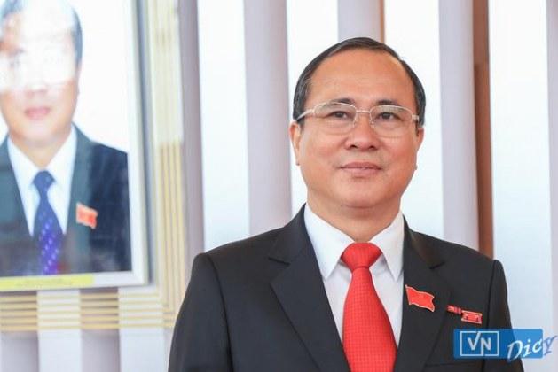 Tiểu sử ông Trần Văn Nam, nguyên Bí thư tỉnh ủy Bình Dương