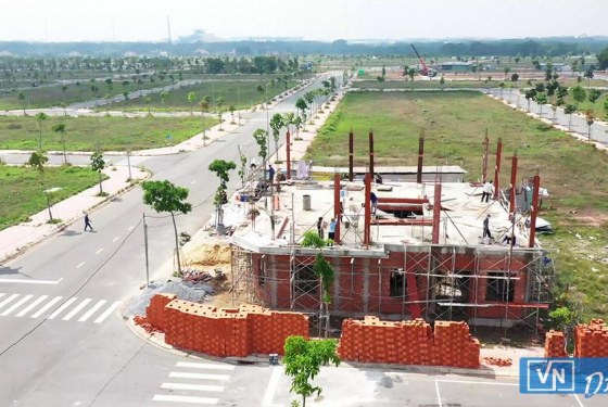 Tôi đang muốn tìm mua một lô đất để xây nhà tại dự án Mega City Bến Cát ?