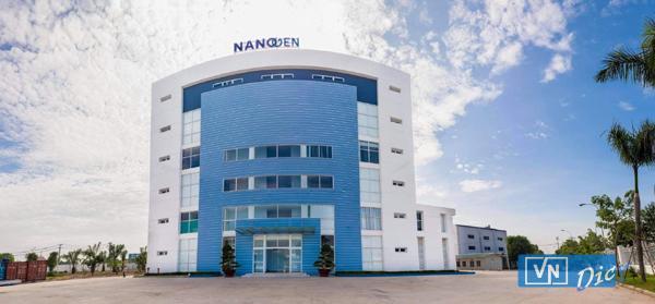 Trụ sở Công ty Cổ phần Công nghệ sinh học Dược Nanogen