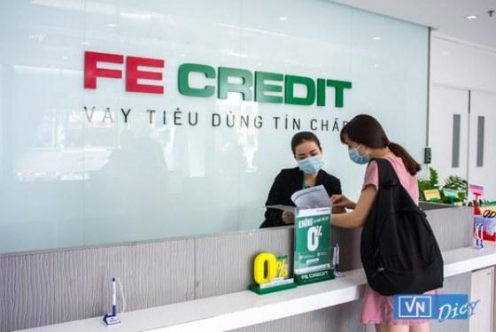 Không trả nợ khoản vay ở FE hay Mcredit có làm sao không ?