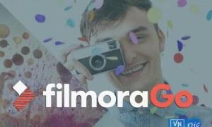 FilmoraGo Pro – Trình biên tập video chuyên nghiệp trên điện thoại