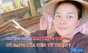Giang Thị Kim Cúc, trưởng nhóm MAI TÁNG 0 ĐỒNG bị tố lừa tiền từ thiện