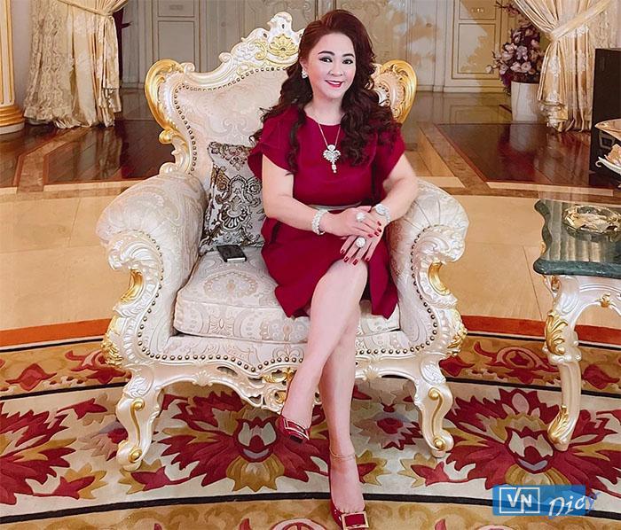 Chân dung CEO Đại Nam - Nguyễn Phương Hằng