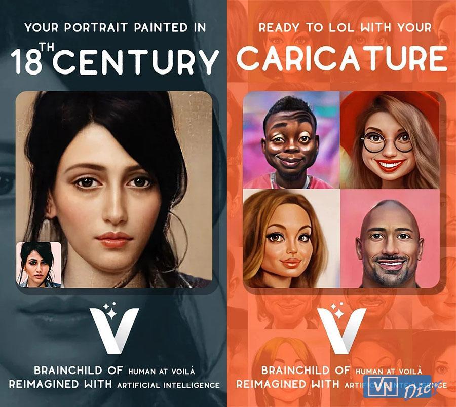 Biến khuôn mặt của bạn thành hoạt hình 3D với thao tác đơn giản