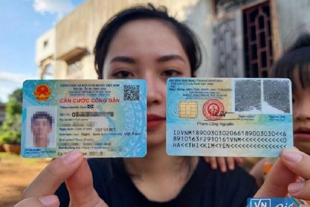 Bộ Công an tích hợp 'thẻ xanh' vào căn cước công dân (CCCD) gắn chip